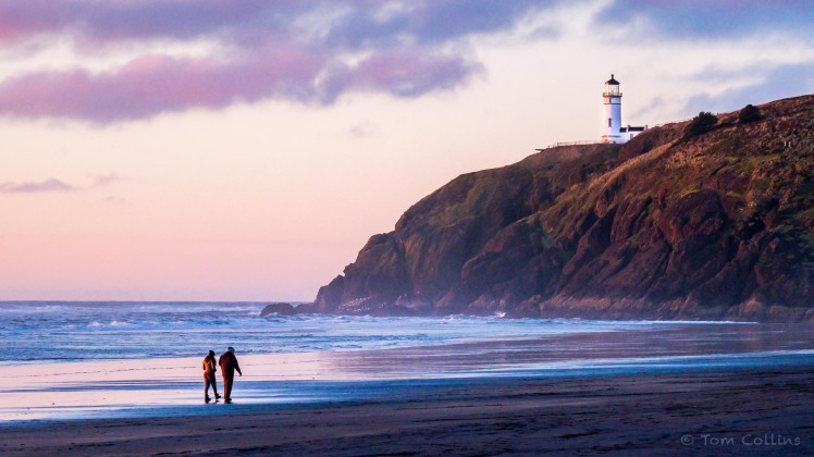 Benson Beach at Cape Disappointment